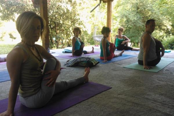 RYT200 Corso Formazione Insegnanti Yoga - Gli alunni